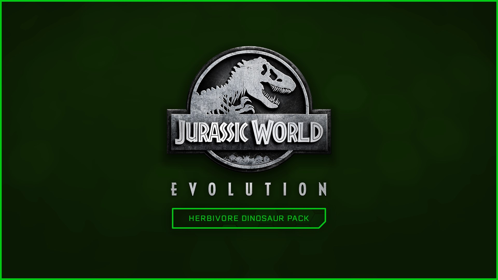 Jurassic World Evolution: Herbivore Dinosaur Pack