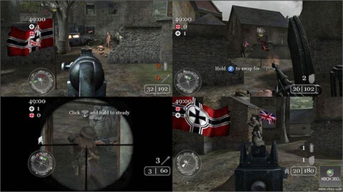Call of duty 2 windows 10 single player
