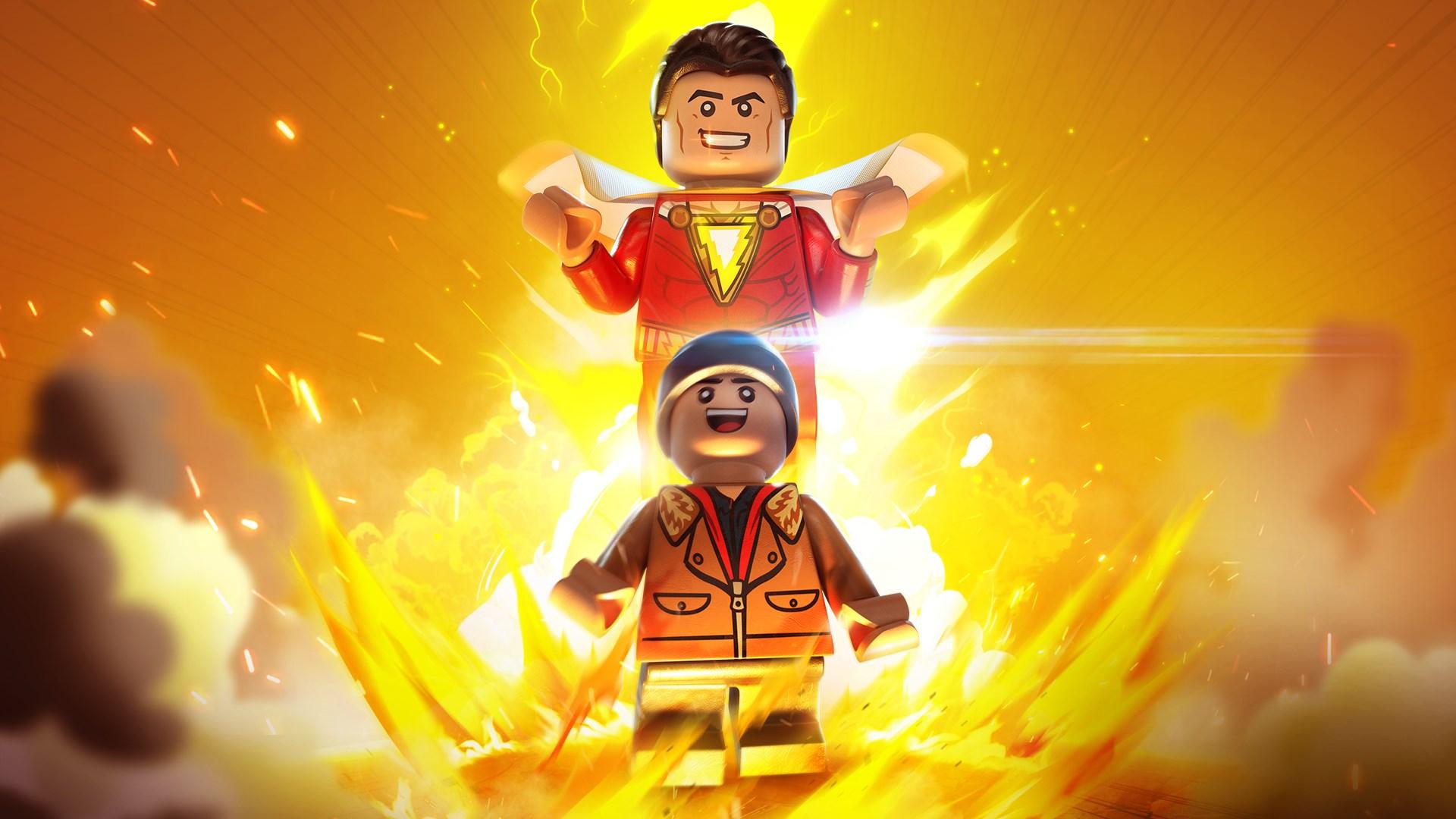 LEGO® Суперзлодеи DC - Набор «Шазам!», часть 1 и 2