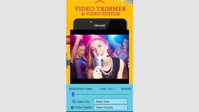 Get Video Trimmer Cutter: Video Editor for Youtube, Video Maker
