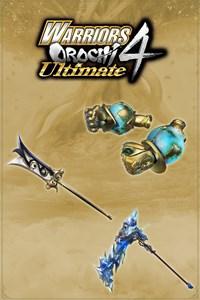 WO4U: Legendary Weapons OROCHI Pack 4