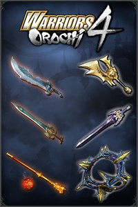 Carátula del juego WARRIORS OROCHI 4: Legendary Weapons Pack