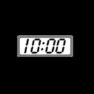 Cronometro / Conto alla Rovescia