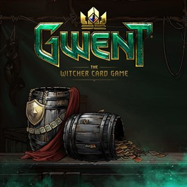 GWENT — 2x Iron Judgment Kegs