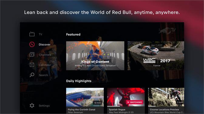 Get Red Bull TV - Microsoft Store