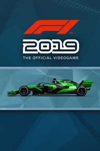 F1® 2019 WS: Car Livery 'A11 - Scales'