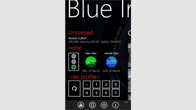 Get Blue Iris Companion - Microsoft Store