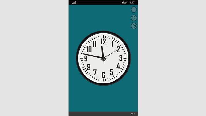 Get Wall Clock HD - Microsoft Store