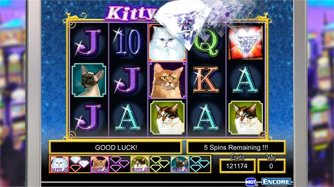 kitty glitter slot machine free download