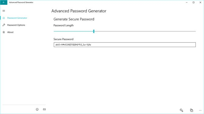 Get Advanced Password Generator - Microsoft Store