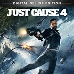 Just Cause 4 - Digital Deluxe Edition Logo