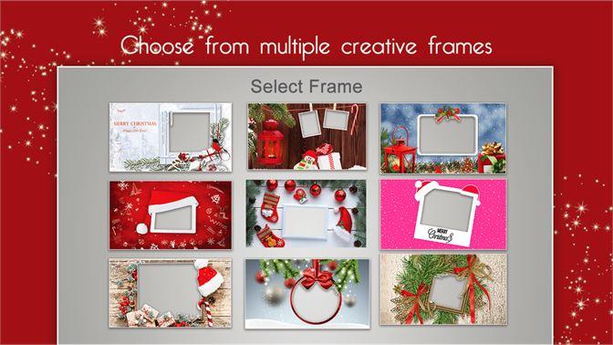 Get Merry Christmas Photo Frames - Microsoft Store