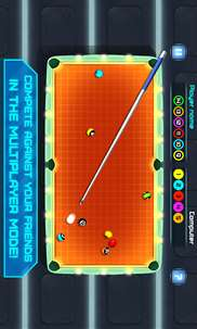 Space Pool: Billiards Snooker - 8 Ball Arcade 2D screenshot 4