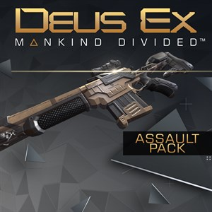 Deus Ex: Mankind Divided - Assault Pack Xbox One