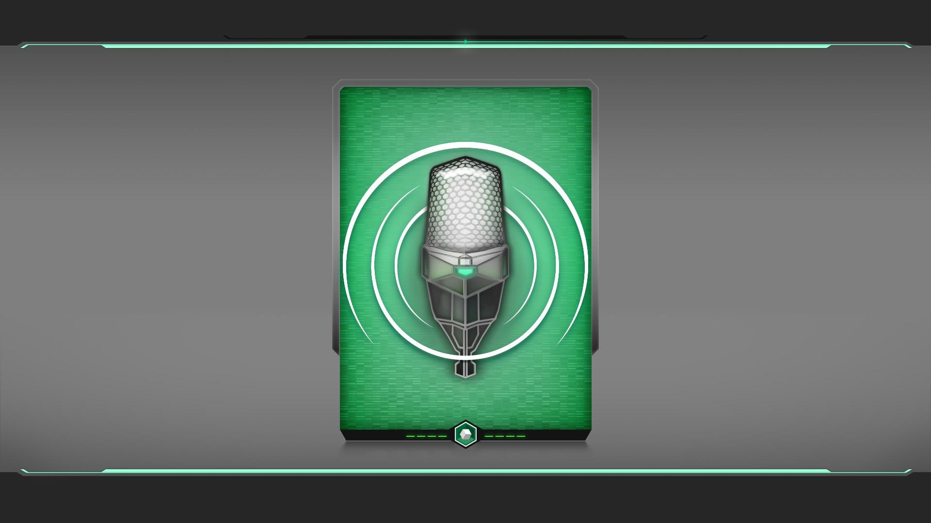 Halo 5: Guardians - Voices of War REQ-paket