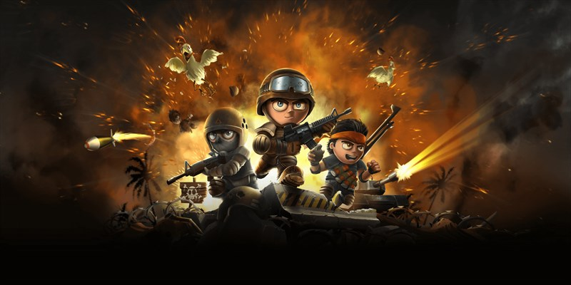Get Tiny Troopers - Microsoft Store