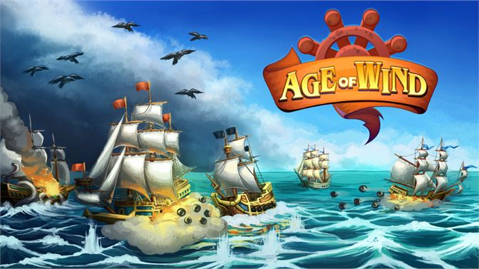 Age Of Wind 3 apk android, pc et ios