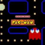 ARCADE GAME SERIES: PAC-MAN Logo