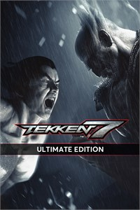 Carátula del juego TEKKEN 7 - Ultimate Edition