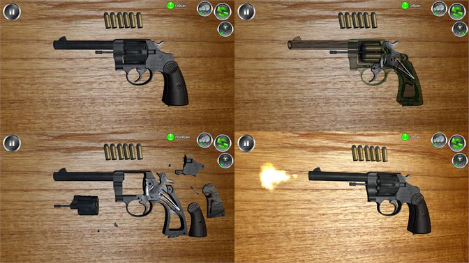 Get Weapon Field Strip 3D - Microsoft Store