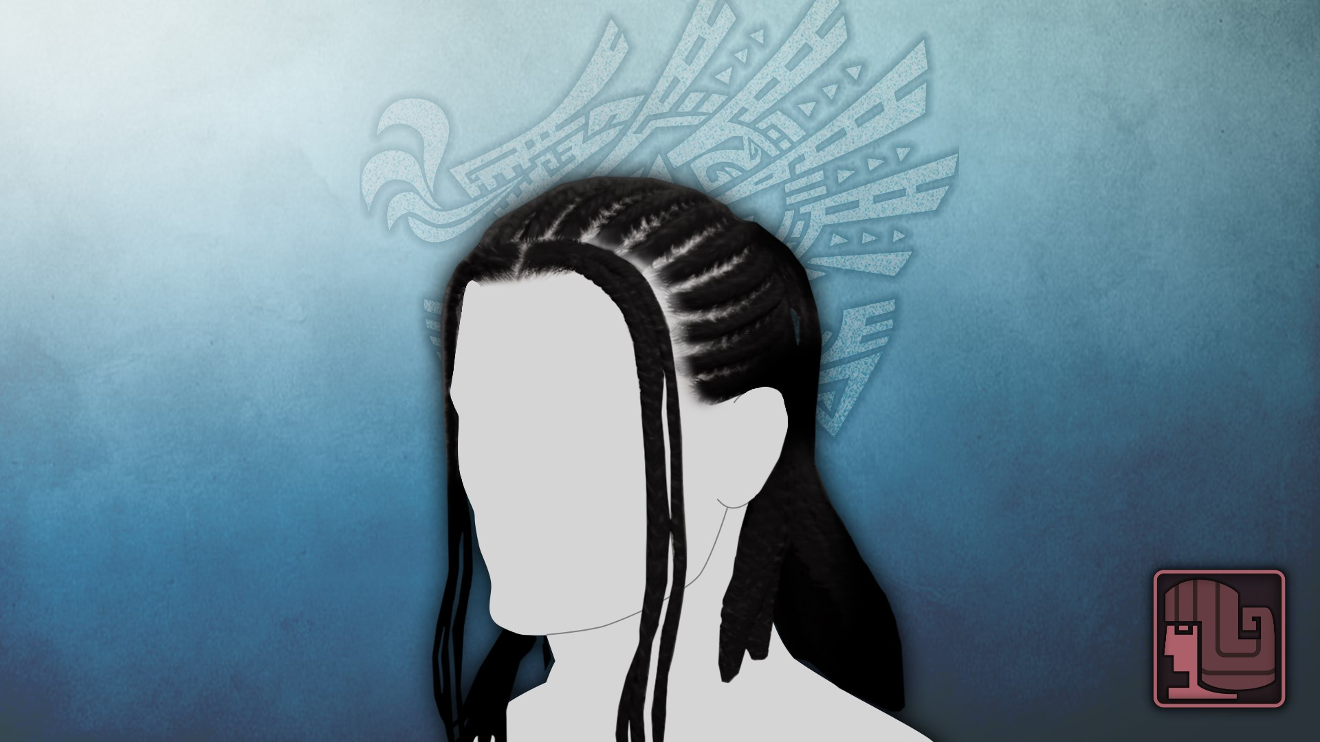 Hairstyle: The Seeker
