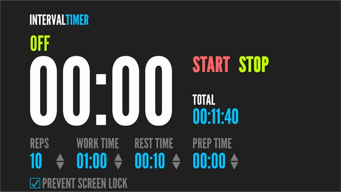 Get Interval Timer by Jalex - Microsoft Store