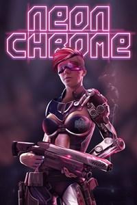 Carátula para el juego Neon Chrome de Xbox 360