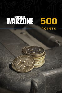 500 Call of Duty®: Warzone™ Points