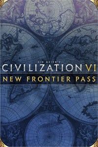 Carátula del juego Civilization VI - New Frontier Pass