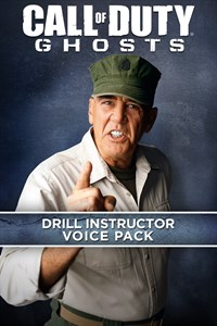 Call of Duty®: Ghosts - Drill Instructor VO Pack