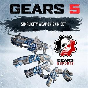 Gears 5 eSports: set de equipamiento de Simplicity Esports Xbox One