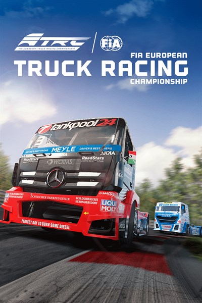FIA European Truck Racing Championship Day One Edition