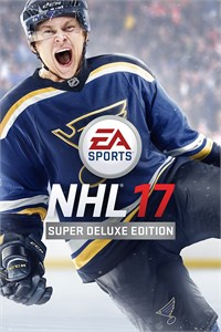 EA SPORTS™ NHL™ 17 Super Deluxe Edition