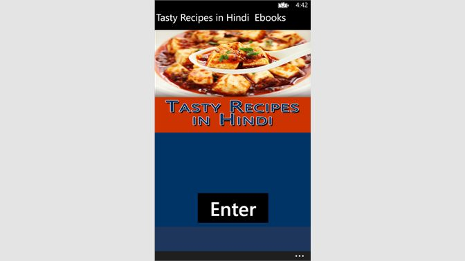Get tasty recipes in hindi ebooks microsoft store screenshots forumfinder Images