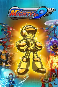 Mighty No. 9 - Golden Beck