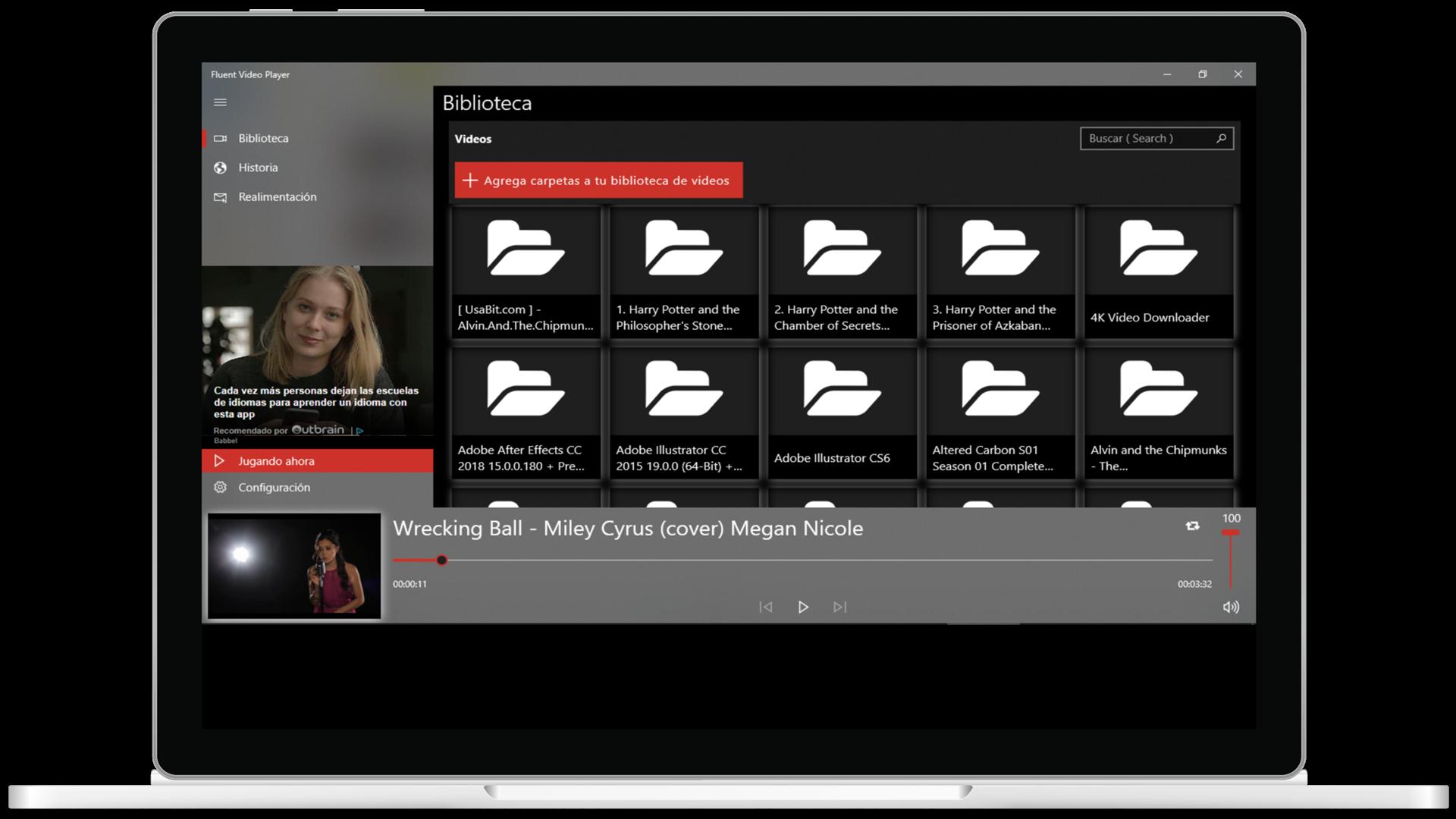 Obtener Fluent Video Player: Microsoft Store es-GT