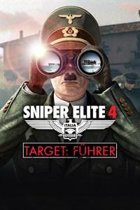 Carátula del juego Target Führer