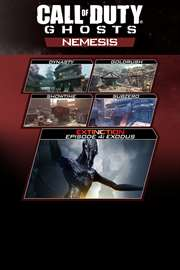 Buy Call Of Duty Ghosts Nemesis Microsoft Store