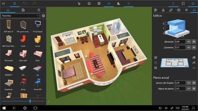 juegos de diseñar casas en 3d Comprar Live Home 3D Microsoft Store Es ES