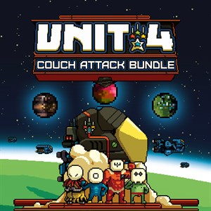 Unit 4: Couch Attack Bundle Xbox One