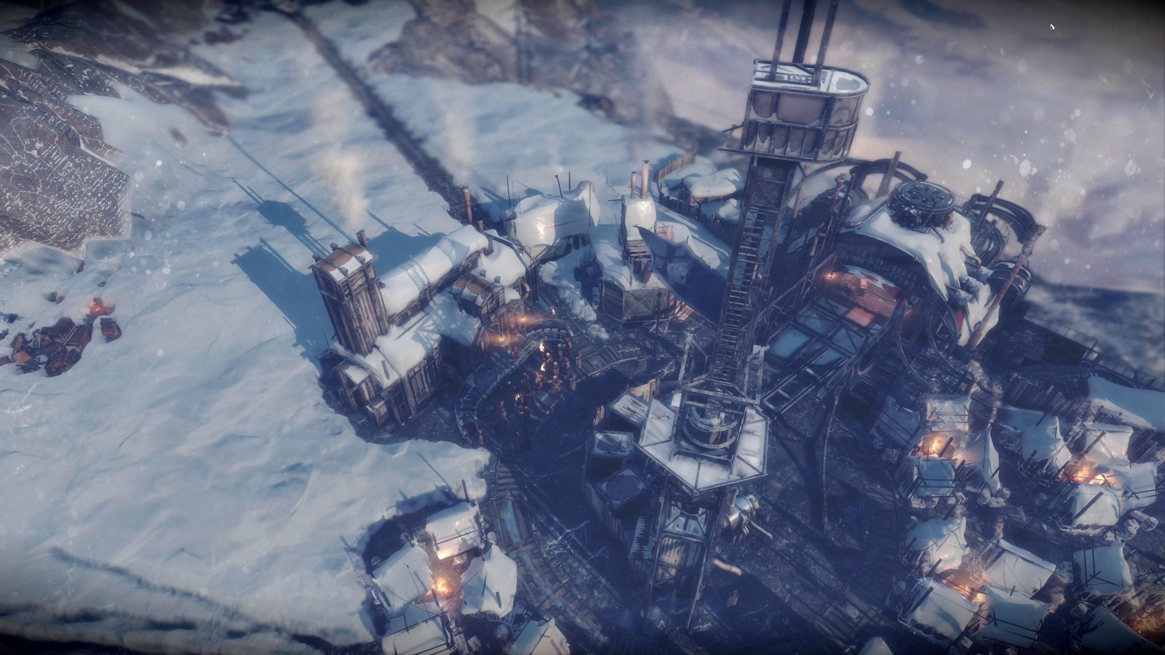 Скриншот №10 к Frostpunk On The Edge