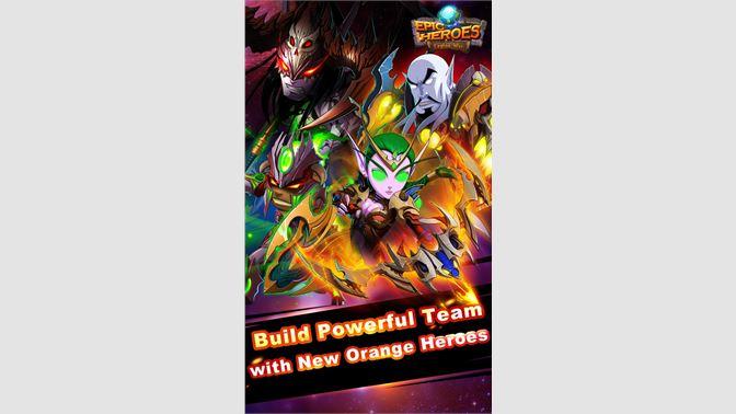 Get Epic Heroes - Microsoft Store