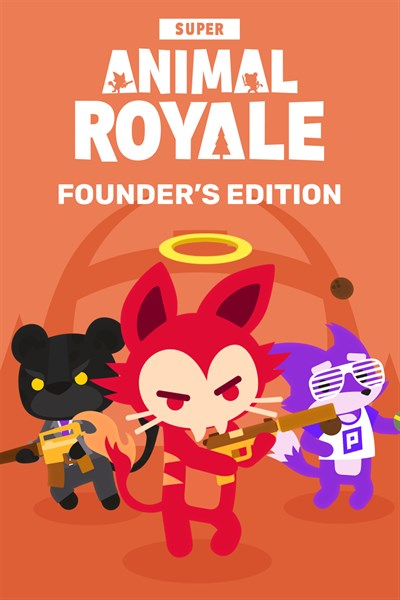 Super Animal Royale Founder's Edition Bundle (Game Preview)