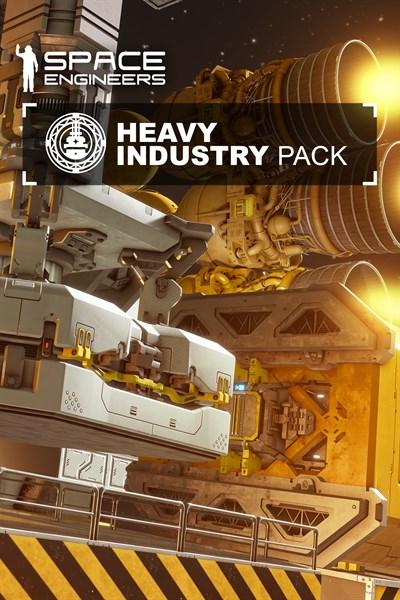 Space Engineers: Heavy Industry Pack