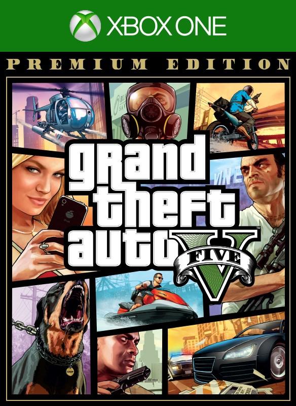 Скриншот №3 к Grand Theft Auto V Premium Edition