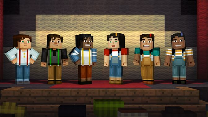minecraft story mode demo download pc