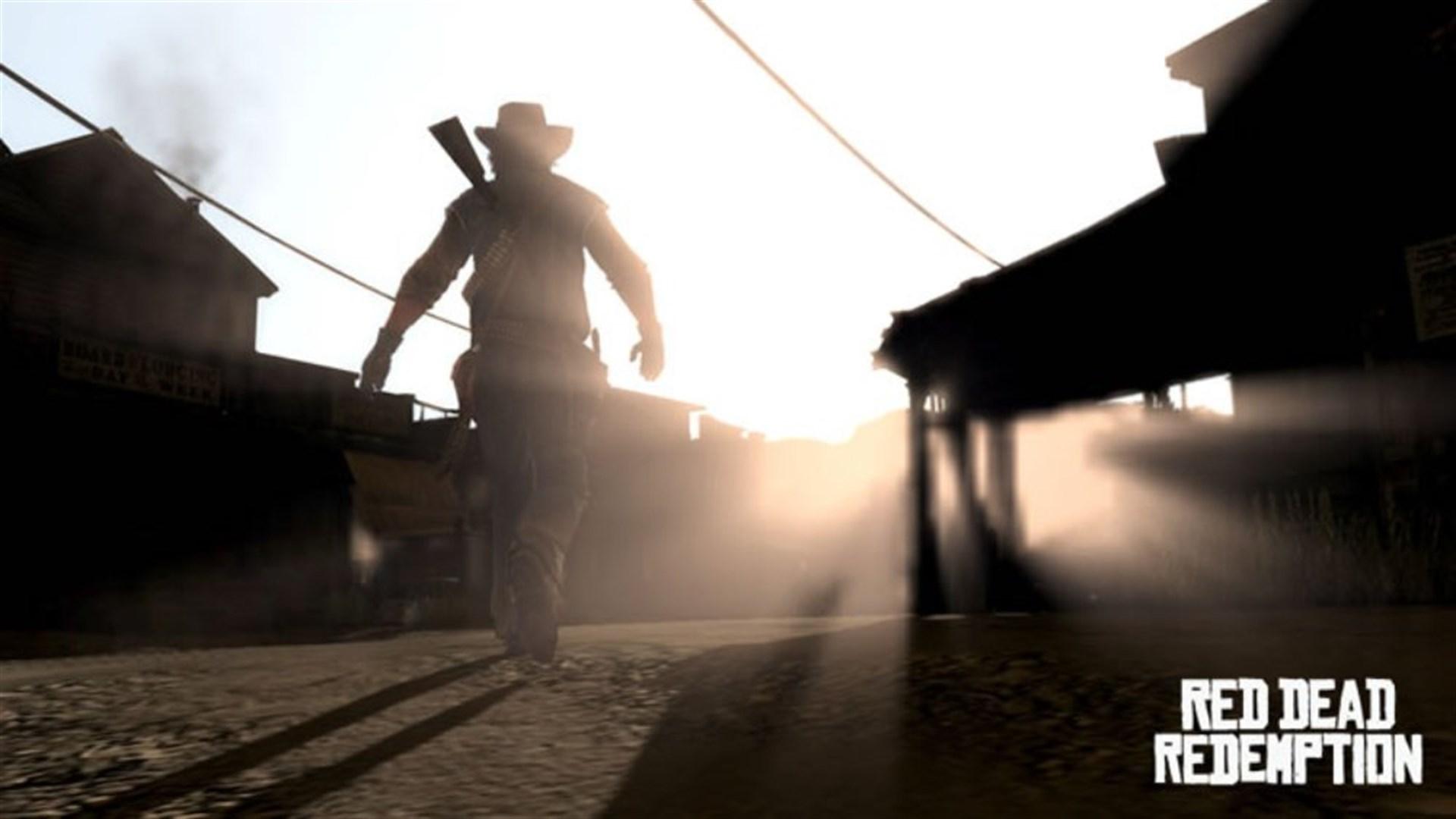 Скриншот №8 к Red Dead Redemption