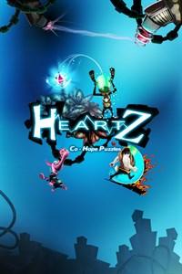 Carátula del juego HeartZ: Co-Hope Puzzles