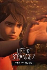 Carátula para el juego Life is Strange 2 - Complete Season de Xbox 360