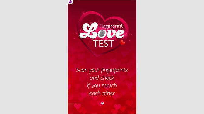 love scanner test